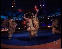 En escena el Ballet del Circo del Arte.